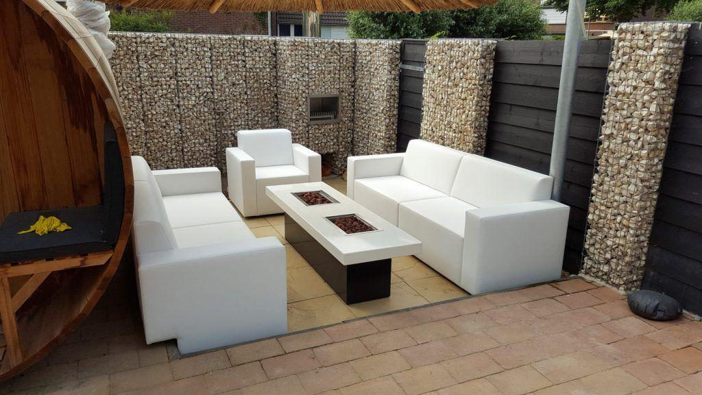 Design Lounge Tuin Bank.Loungebank Loungebanken Dutch Riviera