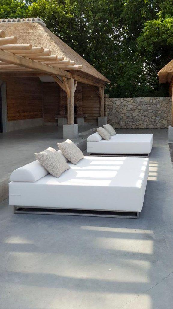 2 Persoons Loungebank Buiten.Loungebank Loungebanken Dutch Riviera