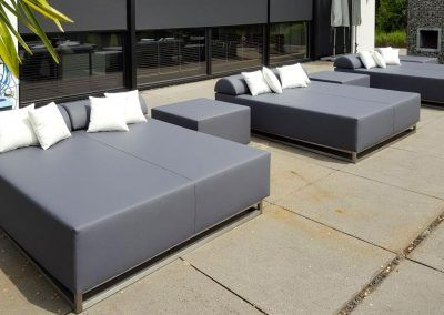 Loungebedden outdoor