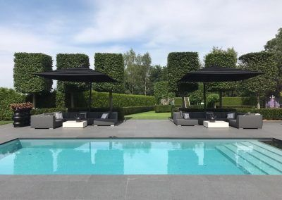 Luxe Loungebank op maat